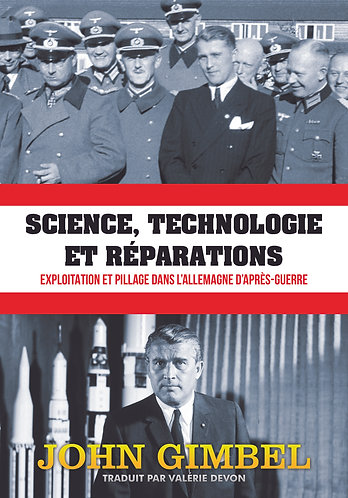 Science, Technologie et Réparations