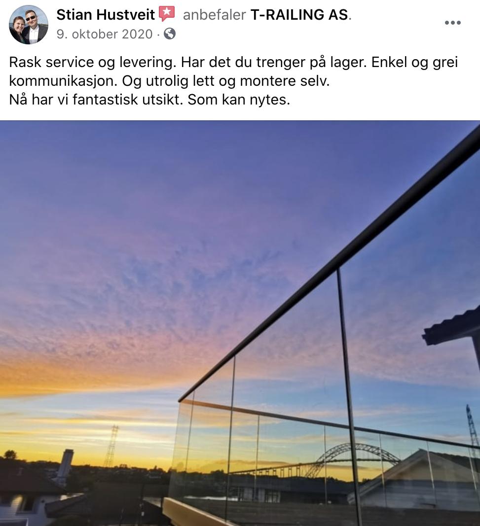 Fornøyd kunde, Haugesund