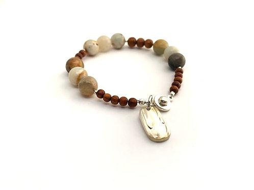 Silverware Charm  Bracelet