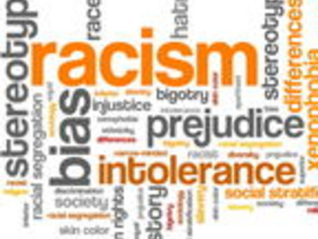 My Reflection on Racism