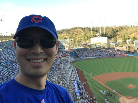 Spiritual Journey of being a Cubs fan