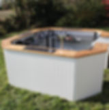 Mobile bar hire, cheap mobile bar hire, modular bar, wedding bar hire, circle bar