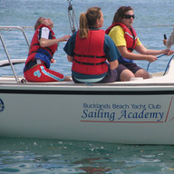Adult Learn to Sail