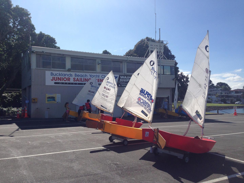 Opti Learn to Sail