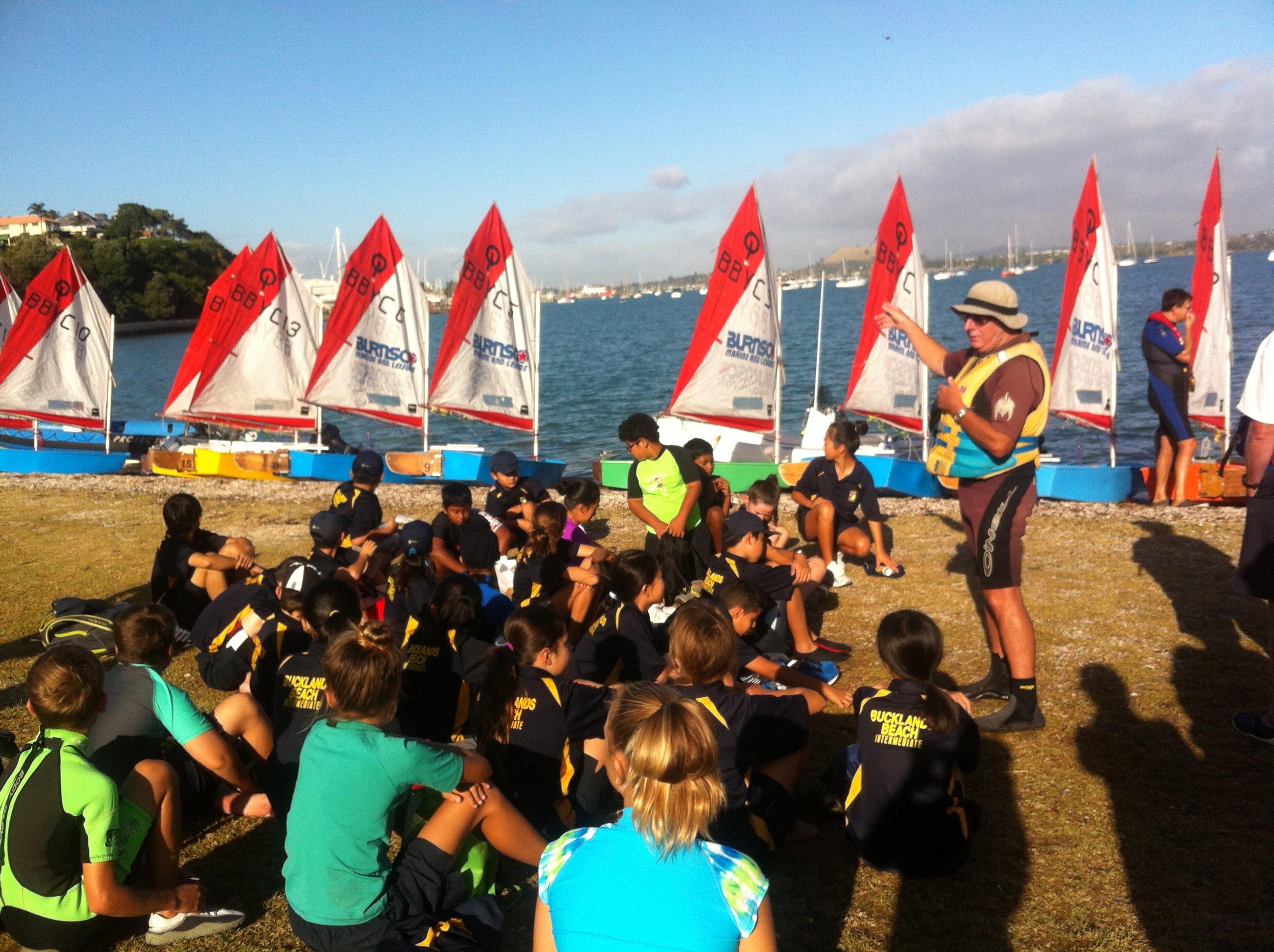 Home | Bucklands Beach Yacht Club | Halfmoon Bay - Auckland