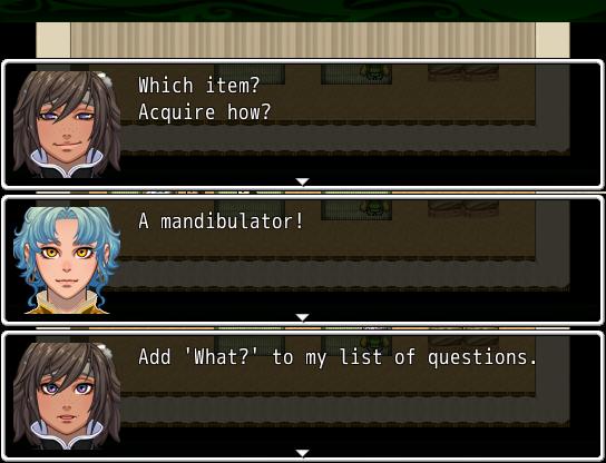 About the mandibulator