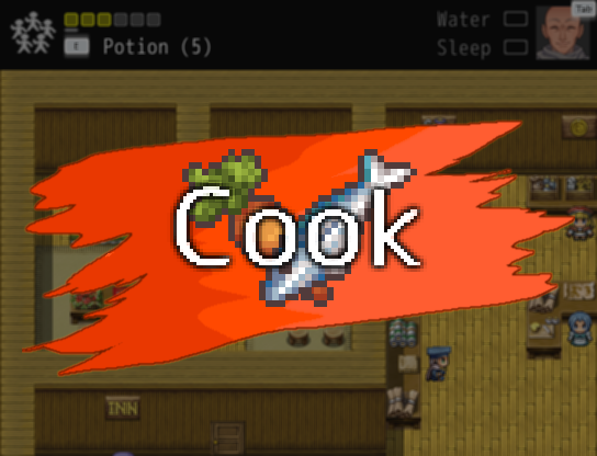 Is there a cooking mini-game?