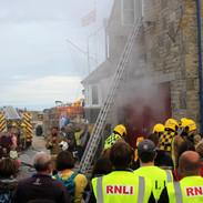 Fire brigade display