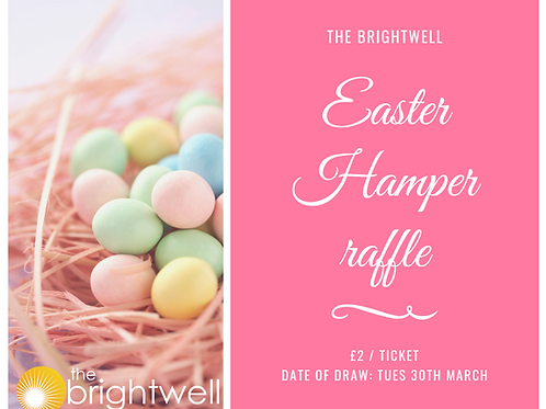 Easter Raffle Tickets