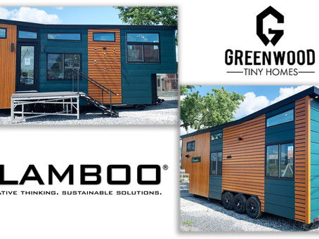 Lamboo® Utilized for Tiny Home