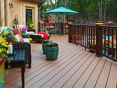Composite Decking & Rainscreen Product Solutions