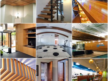 Lamboo® Interior Grade Products