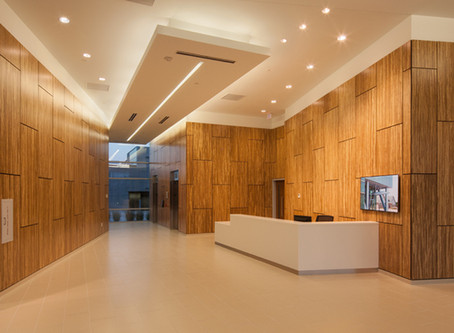Lamboo® Surfaced™ Utilized for KONE Headquarters