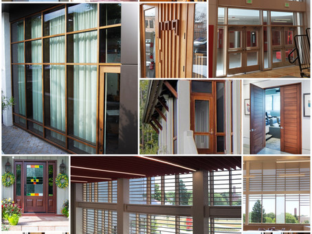 Lamboo® Vue™ Series: Curtain Wall & Storefront Systems + Window & Door Systems