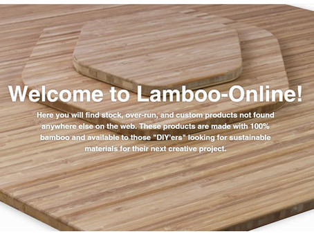 Lamboo® Online Store