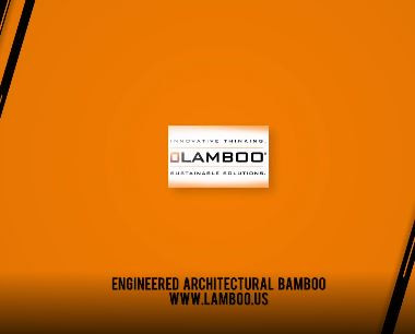 Lamboo® Interior, Exterior, & Structural Grade Products