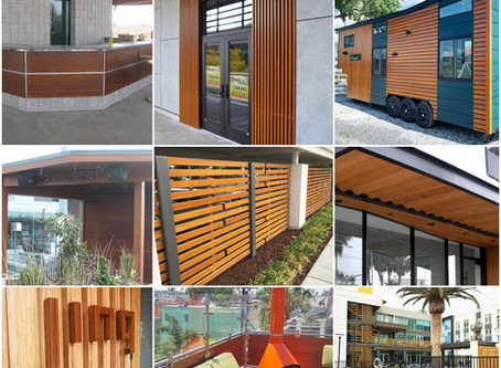 Lamboo® Elements™: Great For Exterior Accents