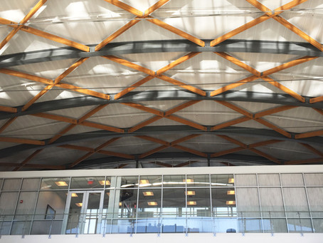 Lamboo® Structure™ Utilized for Airport