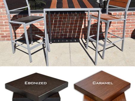 Lamboo® Endurance™ for Site Furnishings