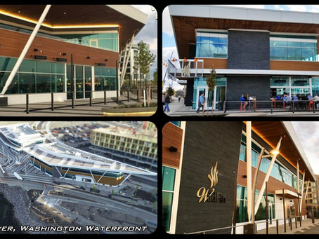 Lamboo® Rainscreen™ Exterior Cladding System Utilized for Vancouver Waterfront