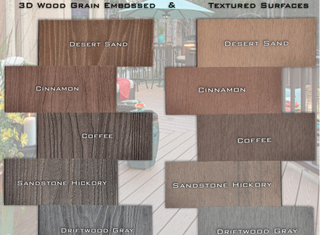 LambooFusion™ Decking Products