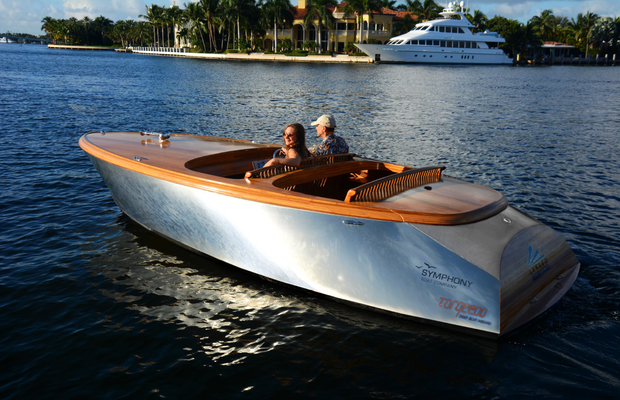 Symphony Boat Company to Launch a new Electric Boat with