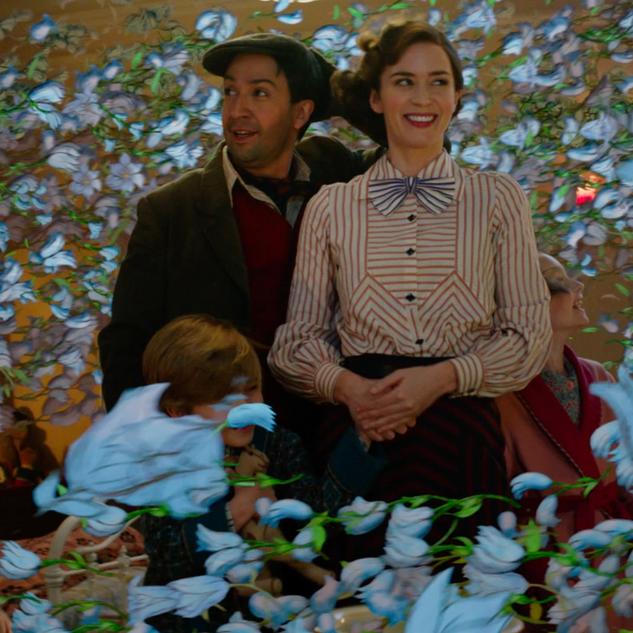Mary Poppins Returns TV/Online Spots