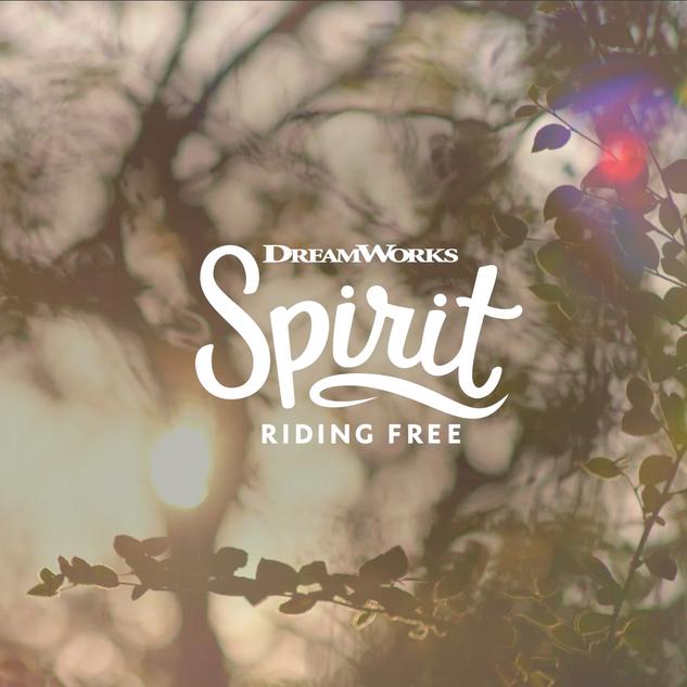 Spirit - Riding Free Online Adverts