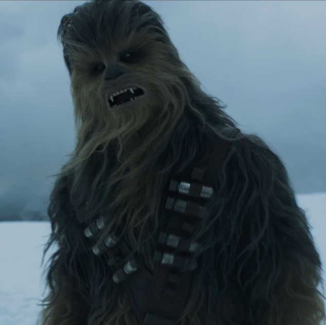Solo: A Star Wars Story TV/Online Spots