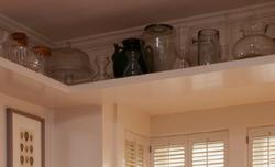 Plate Shelf