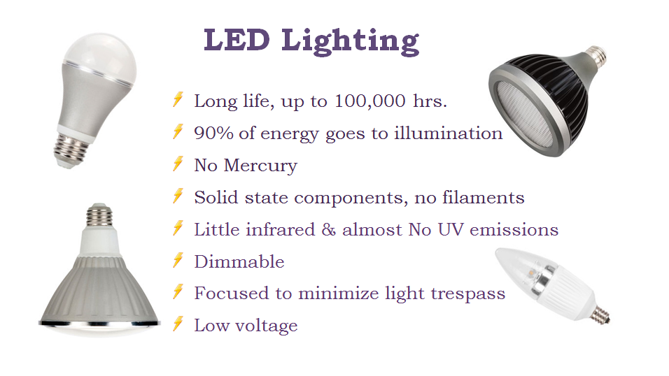 All LED Lighting