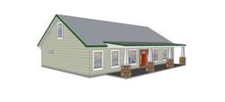 Randy Oaks Houseplan