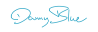 Danny Blue alairas egyszinu logo_medium_