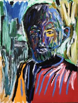 Portrait sans titre