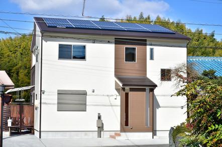 太陽光発電4.5Kw搭載