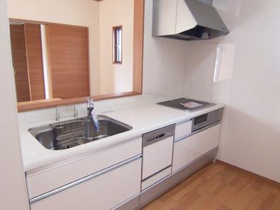 浄水器・食洗機付のキッチン