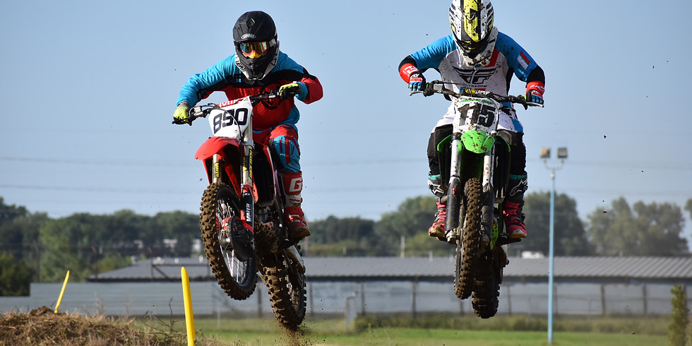 CVTR MX Round 4 - D22 / State Championship