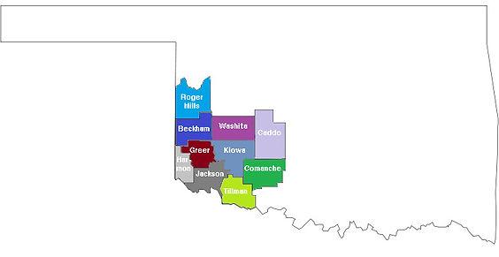 Sunshine Home Care serves Western Oklahoma in Jackson, Harmon, Tillman, Greer, Kiowa, Caddo, Comanche, Washita, Beckham, and Roger Mills counties.