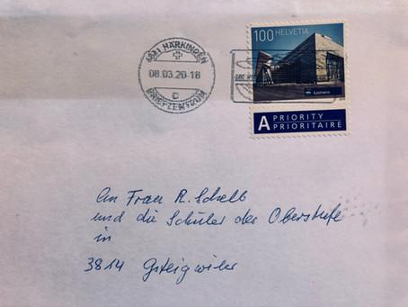 Der Brief der alten Lehrerin