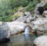 Camping Cevennes en bord de riviere