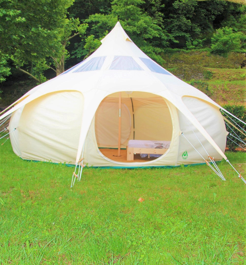 Camping-insolite-yourte-cevennes
