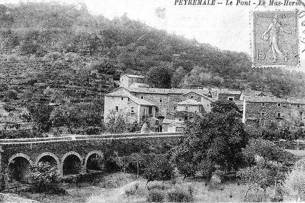 Campig Gard carte postale