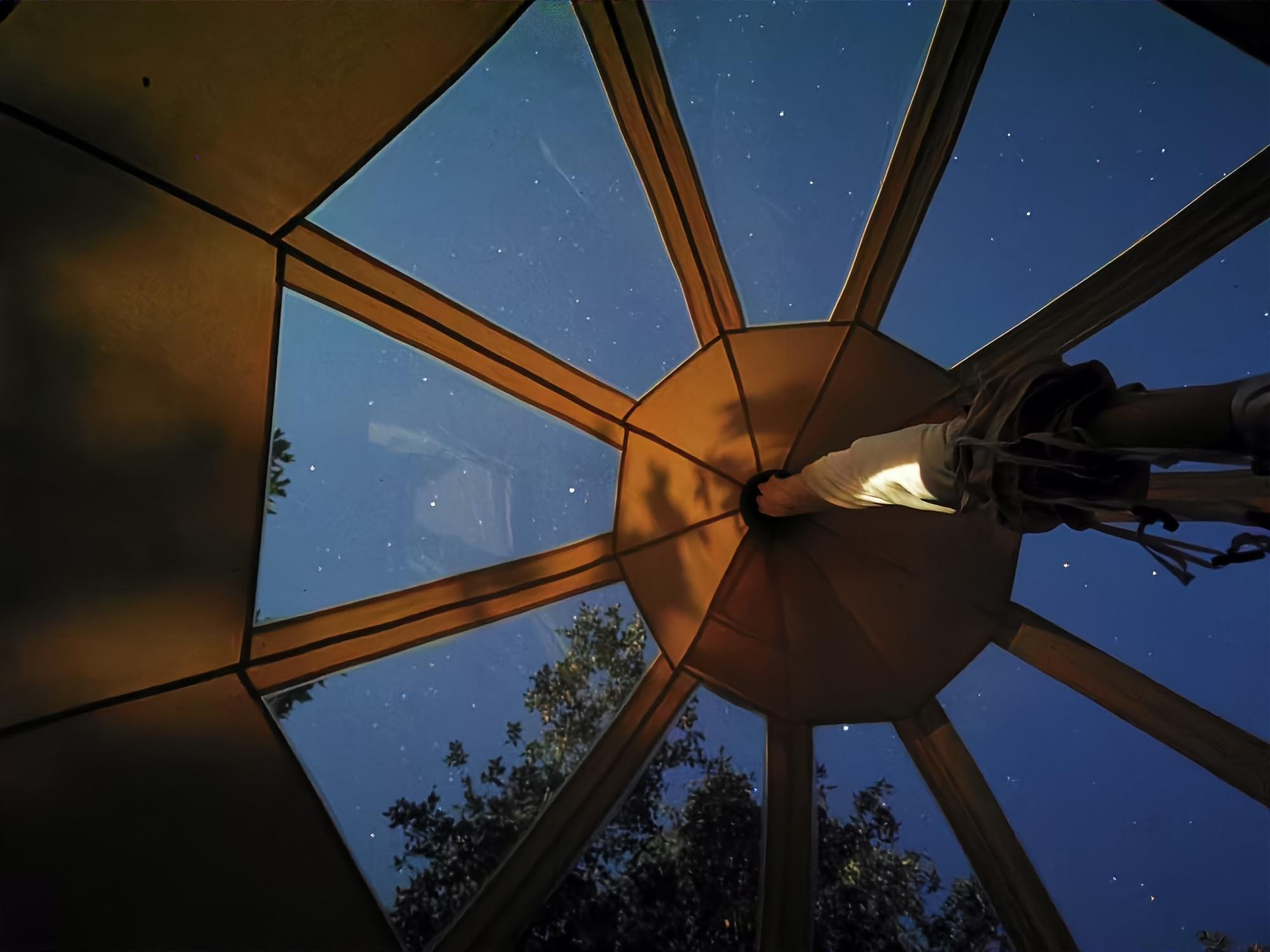 nuit étoilée gard