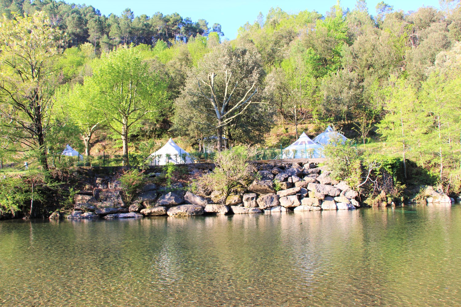 Camping insolite cevennes