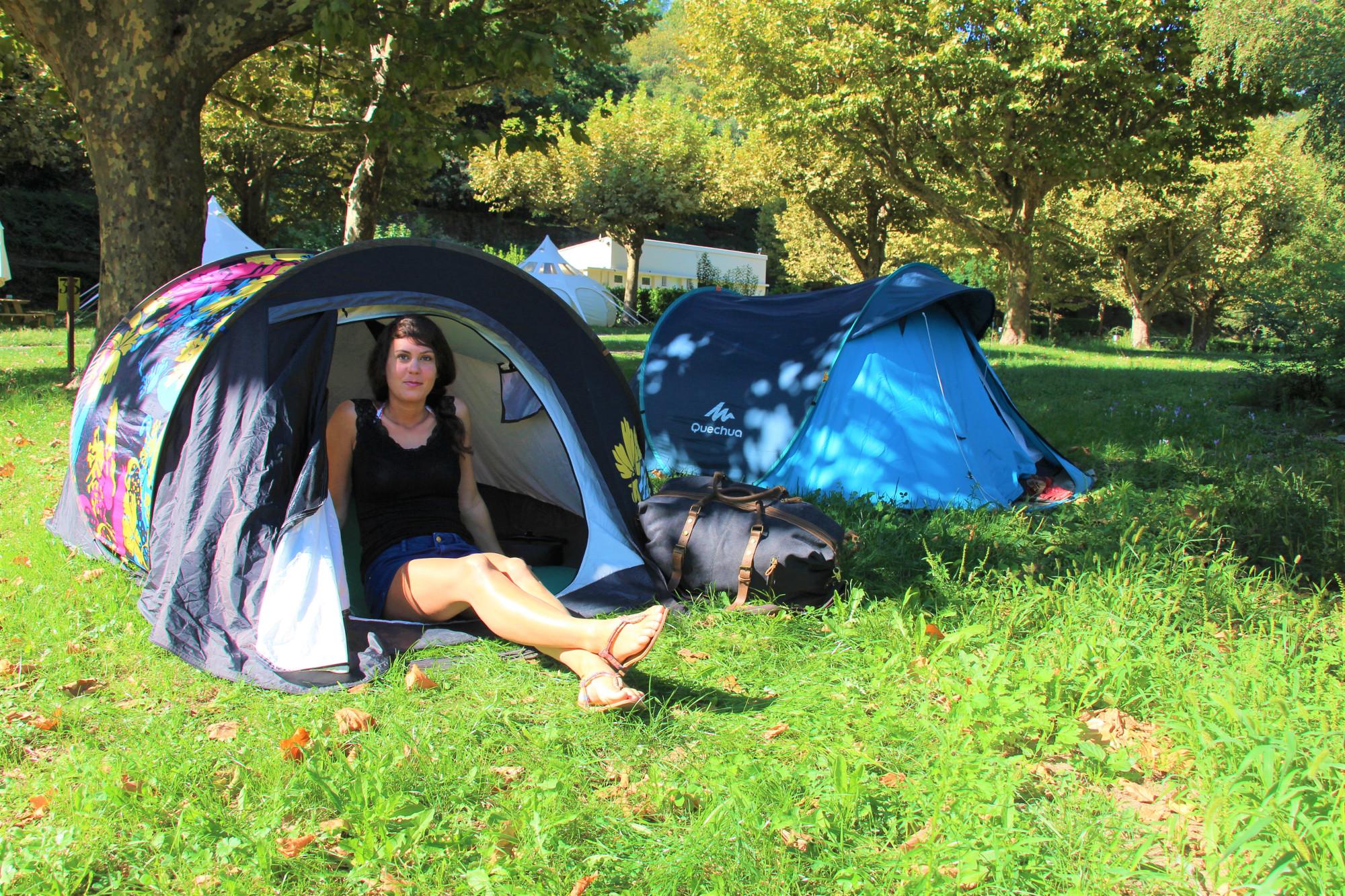 camping gard nature