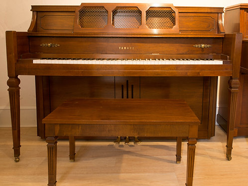 Yamaha Upright Console Piano