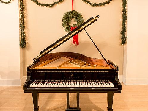 Steinway Grand Piano - Model O from Hamburg