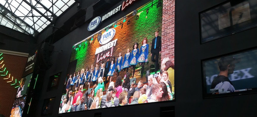 Fox Sports Midwest - 2018 Downtown St. Patrick's Day Parade