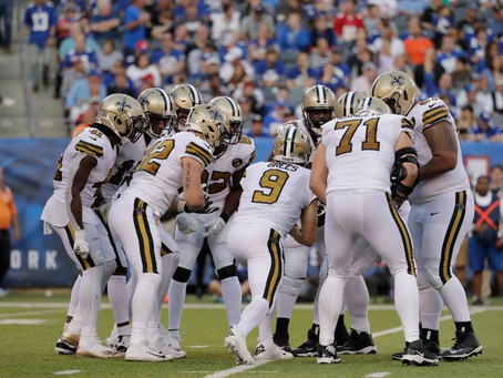 NFC South 2019 Preview