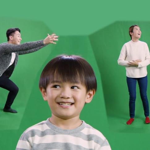 Lee kum Kee promotion video music - Family 李錦記宣傳片配樂 - 家庭篇